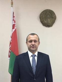 Поздравление Первого заместителя директора Департамента